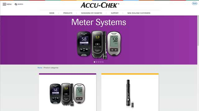 Acu-Chek screenshot